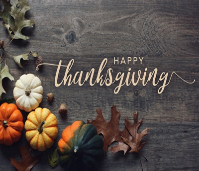 Happy Thanksgiving From Vida Chiropractic