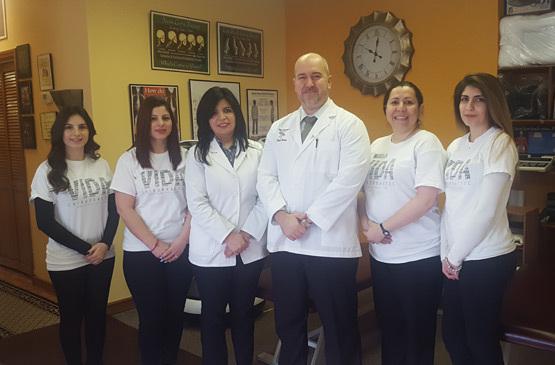 Welcome to Vida Chiropractic, Newark NJ